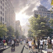 Ste-Catherine Street and the Reconquest of Public Space